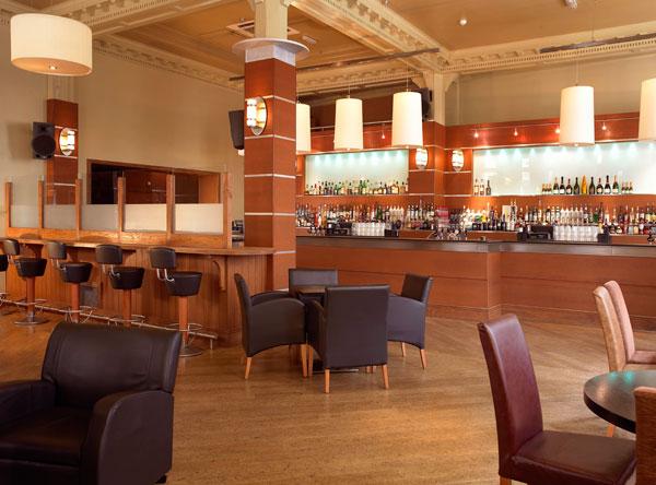 Jaz Cafe Bar, Hull & Beverley | RCA Interiors - Interior Designers ...