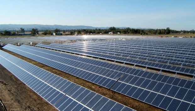 Renewable Energy, Solar Panels, Manchester